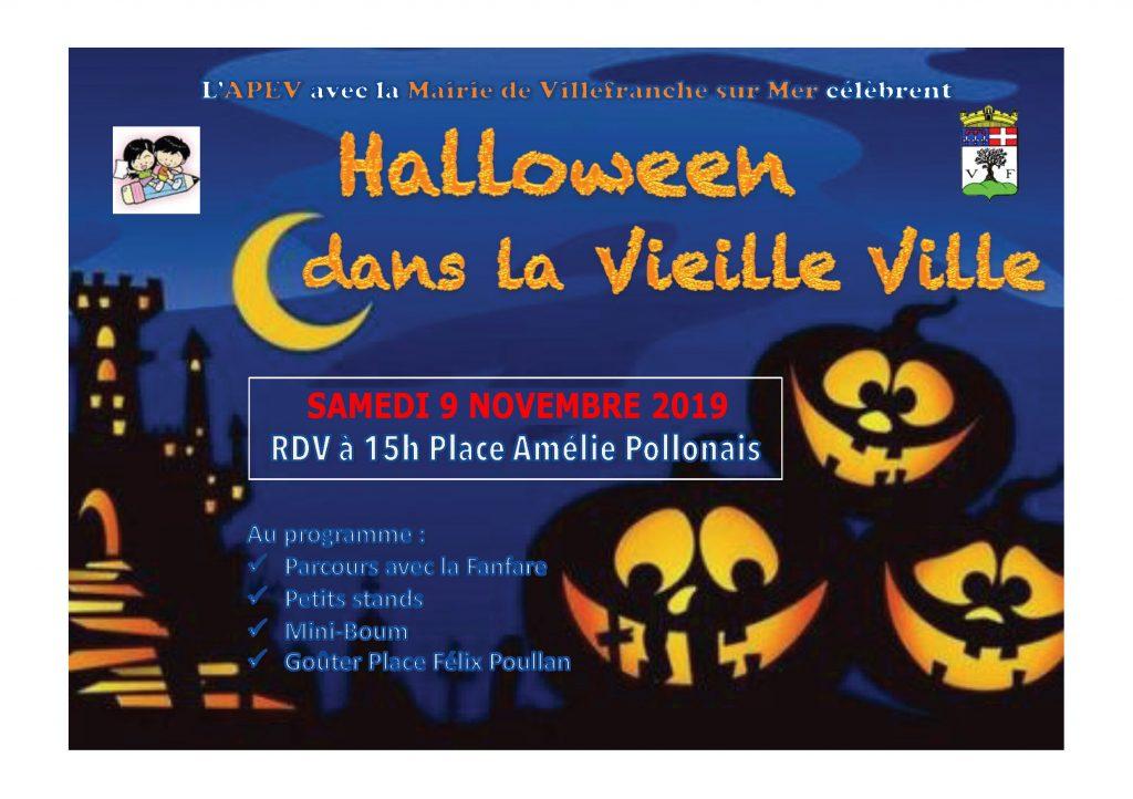 Halloween dans la vieille ville @ Place Amelie Pollonnais