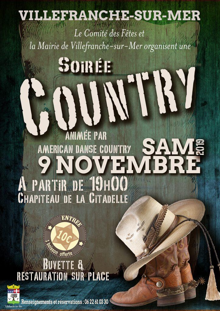 Soirée Country @ Chapiteau de la Citadelle