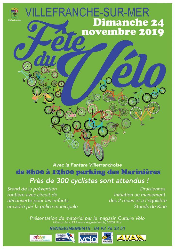 Fête du vélo @ Parking des marinières
