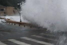 Demande de classement de Villefranche-sur-Mer en zone sinistrée suites aux intempéries du 1er et 2 Décembre 2019