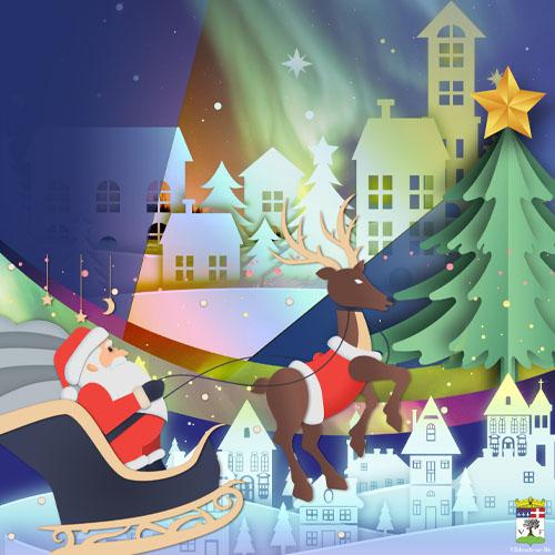 Noël à Villefranche-sur-Mer - Du 7 au 22 Décembre 2019