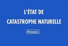 L'état de catastrophe naturelle a été reconnu pour la commune de Villefranche-sur-Mer
