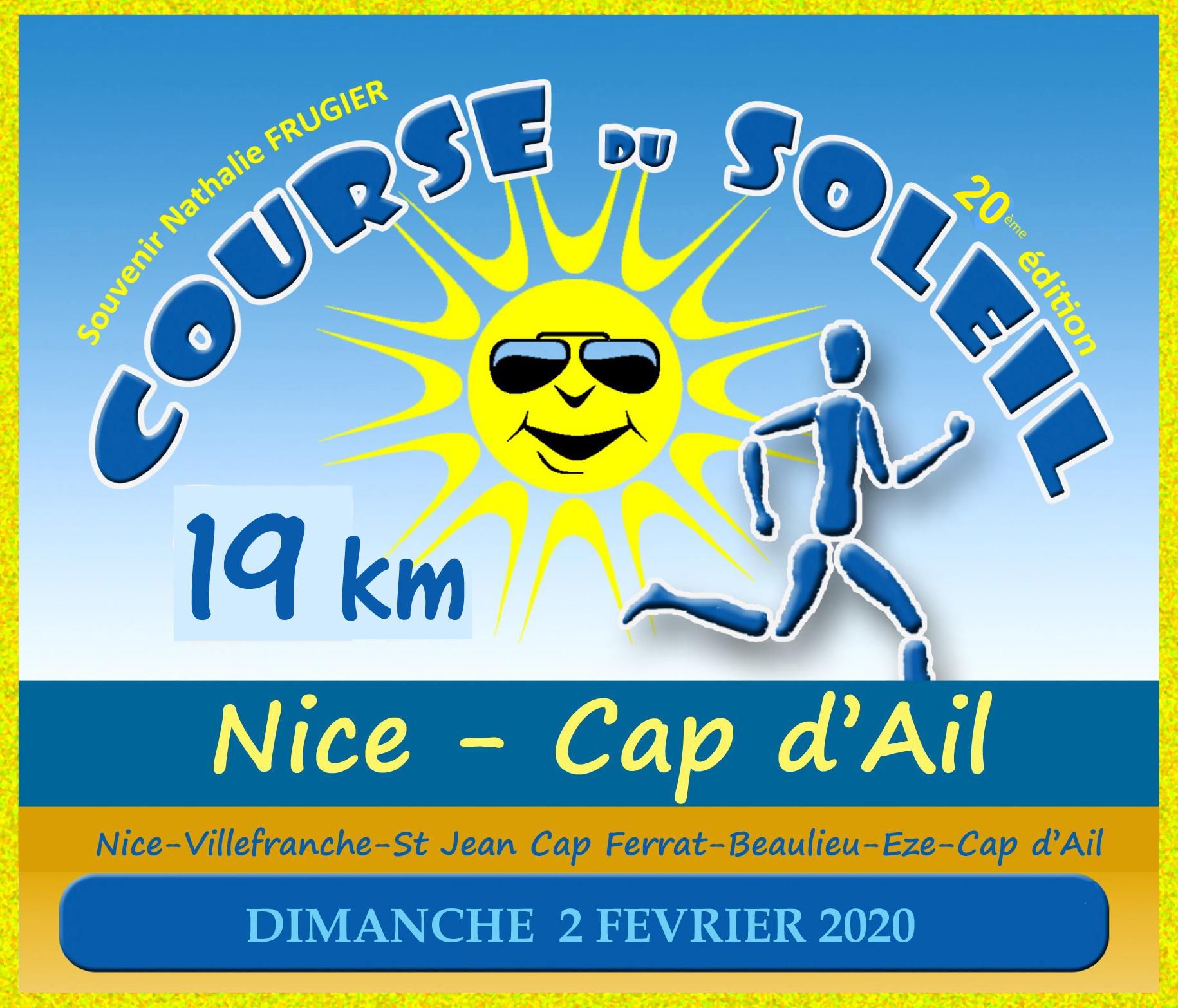 20 ème édition - Course du Soleil