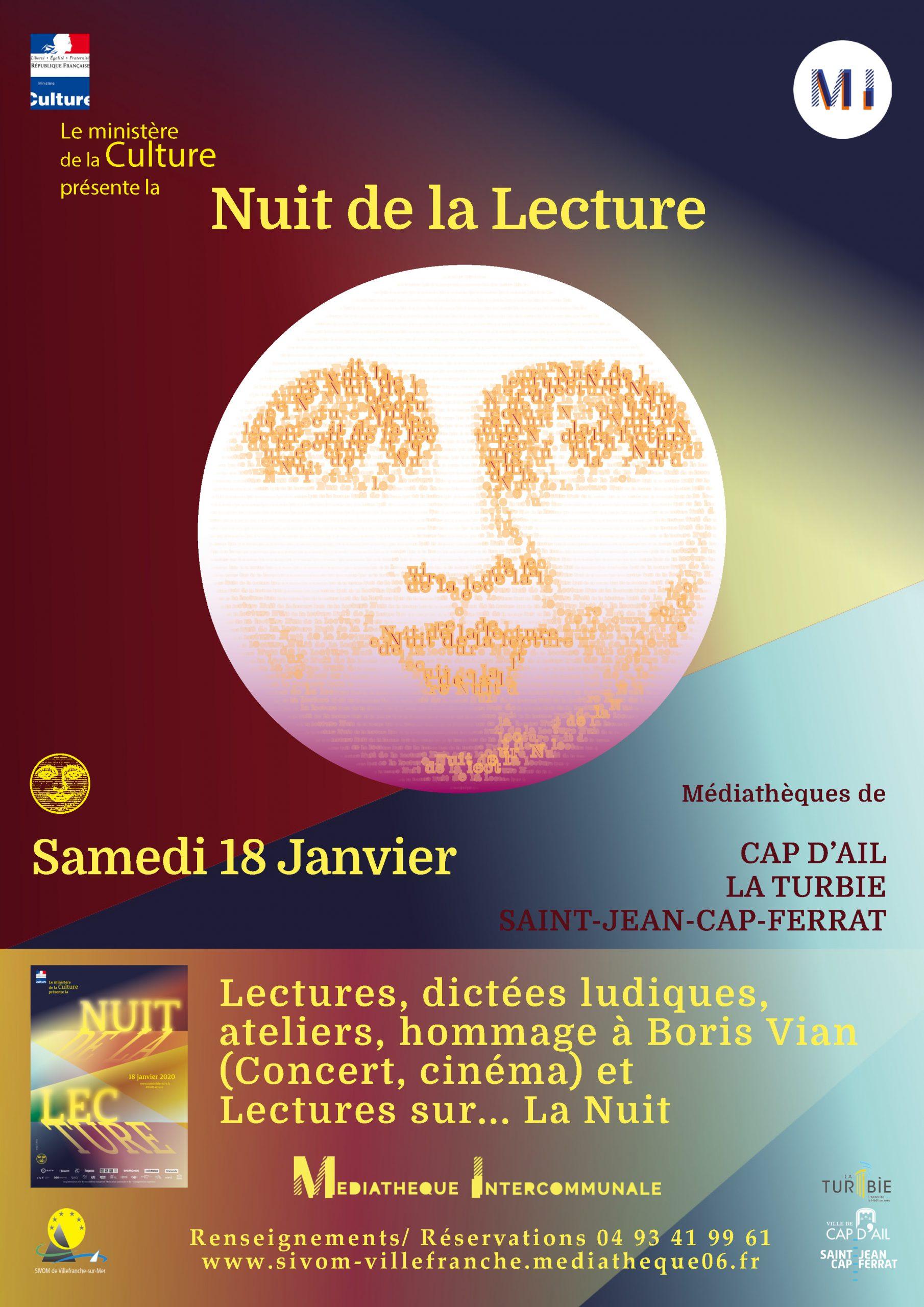 Nuit de la Lecture