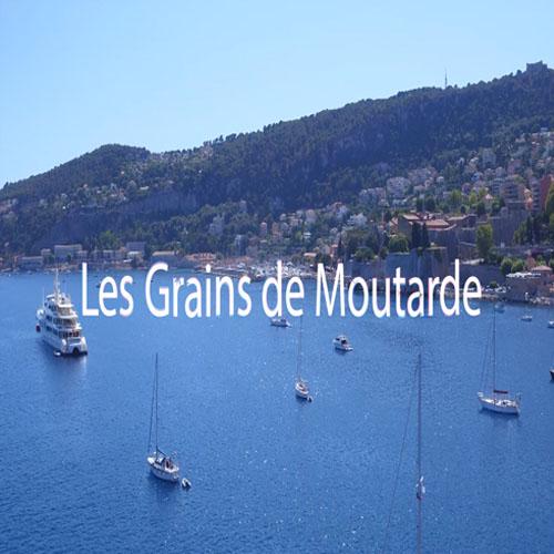 Les Grains de Moutarde à l'Escalinada