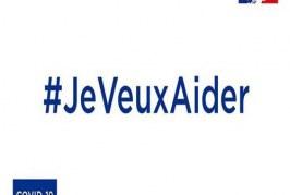 Lutte contre la propagation du virus covid-19 – lancement de la plateforme jeveuxaider.gouv.fr