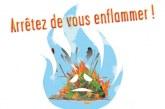 Rappel – Interdiction : Brûlage des déchets verts