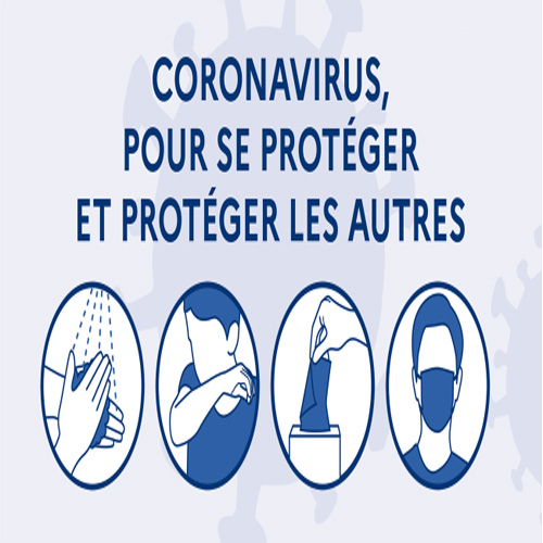 Le Coronavirus circule toujours ! Comment se protéger ?