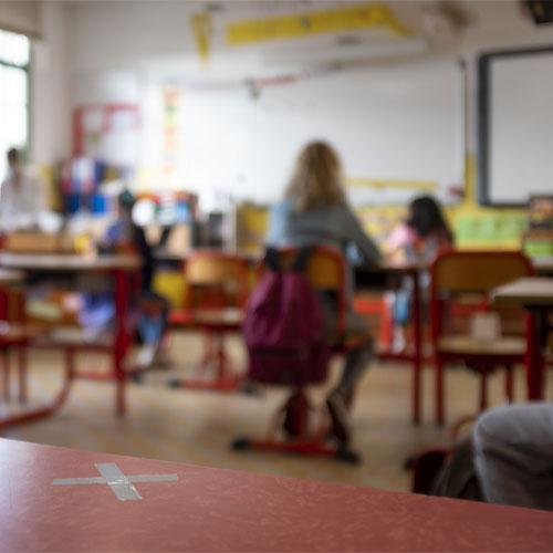 La rentrée des écoles de Villefranche-sur-Mer - Jeudi 14 Mai 2020