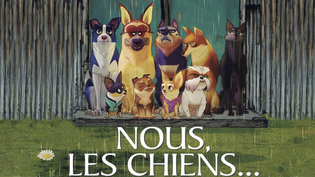 Cinéma de plein air - Nous, les chiens