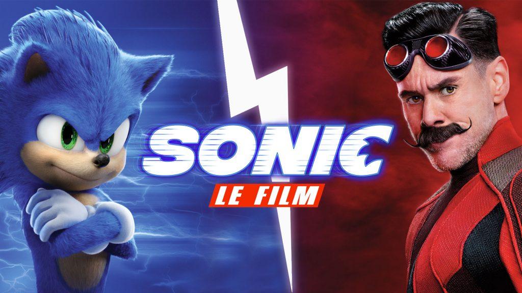 Cinéma de plein air - Sonic Le film