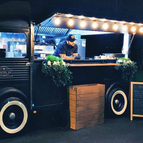 Appel à candidature - Installation d'un commerce de vente à emporter genre Food Truck