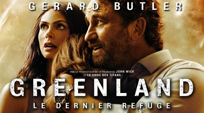 Cinéma de plein air - Greenland : Le dernier refuge