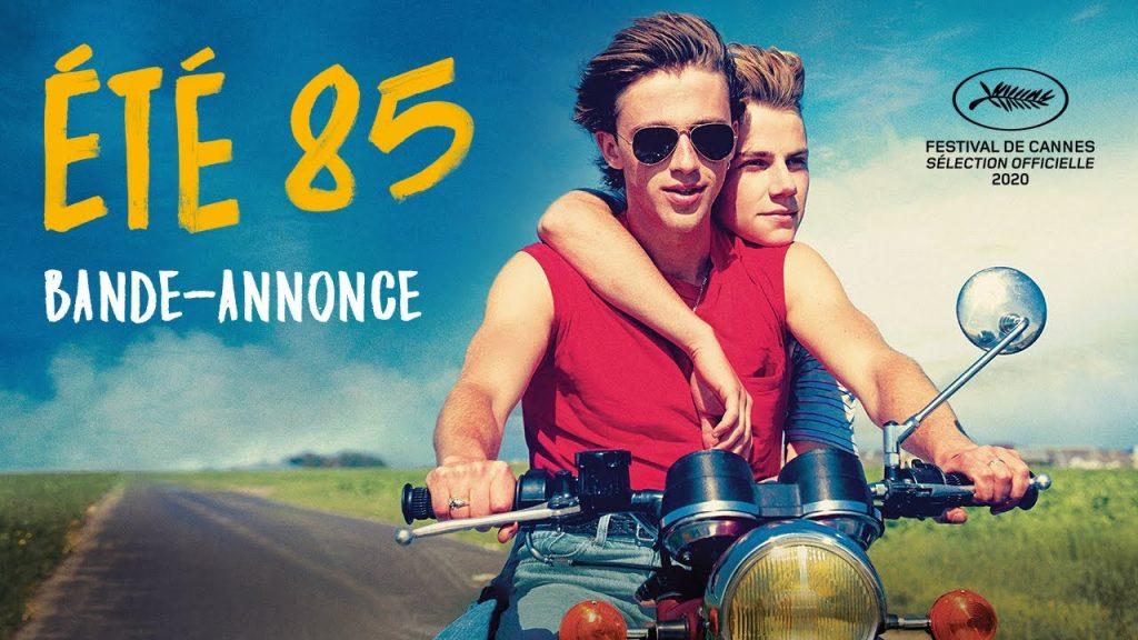 Cinéma de plein air - ETE 85