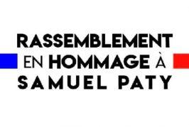 Hommage au Professeur Samuel Paty - Mercredi 21 Octobre à 18h30 à Beaulieu-sur-Mer