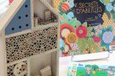 Les enfants de la maternelle à la découverte de l'apiculture