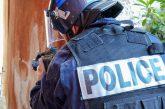 Entrainement de la Police Nationale à Villefranche-sur-Mer
