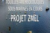 Fouilles archéologiques sous-marines en cours - Projet ZMEL