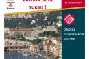 Signature de la convention pour la souscription en faveur du Bastion de la Turbie